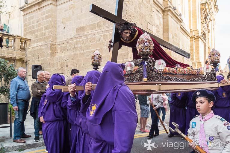 Processione del Venerdì Santo a Birgu