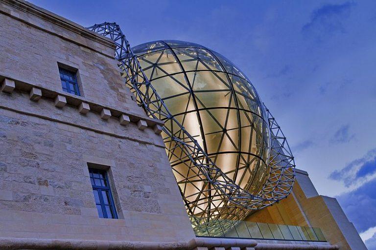 planetario del centro esplora a Kalkara, Malta