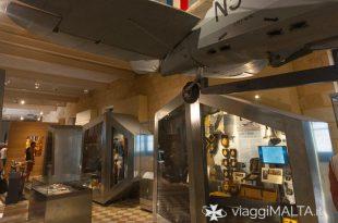 Museo nazionale della Guerra di Malta - cimeli della seconda guerra mondiale