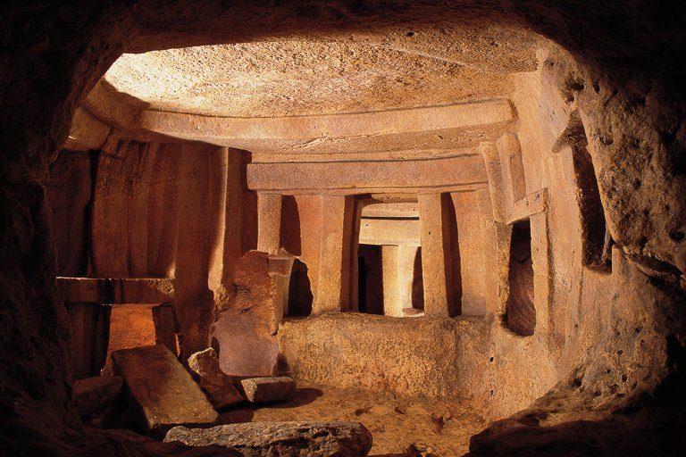 sala Ipogeo Hal Saflieni