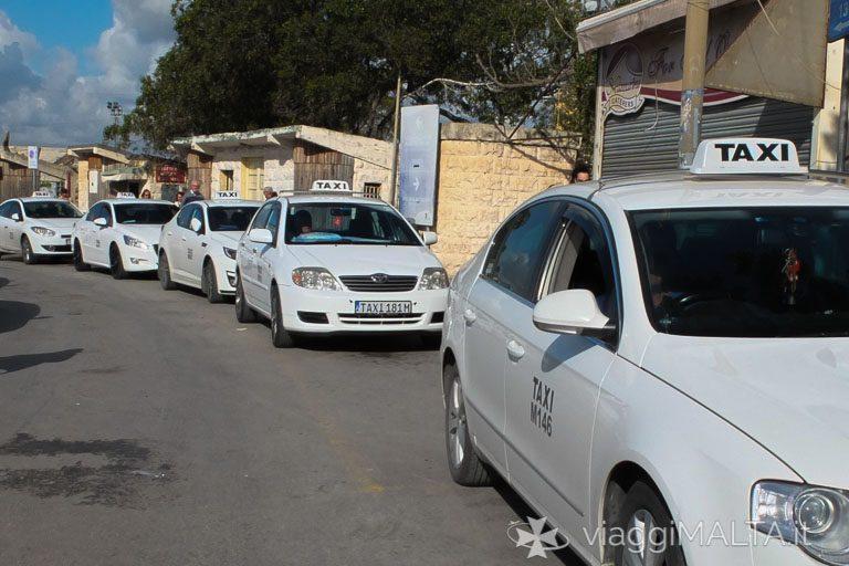Taxi a Malta