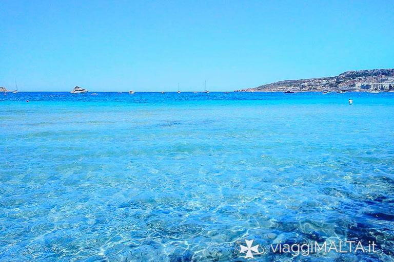 Ghadira Bay a Malta
