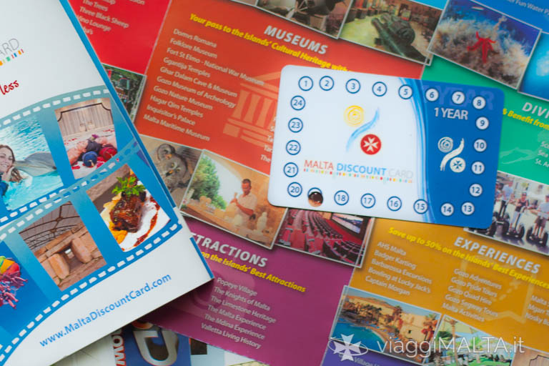 Malta discount card