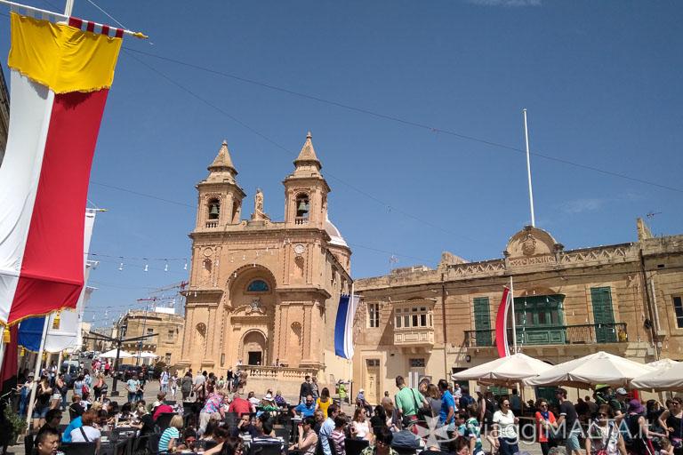 Chiesa della Madonna ta' Pompej a Marsaxlokk