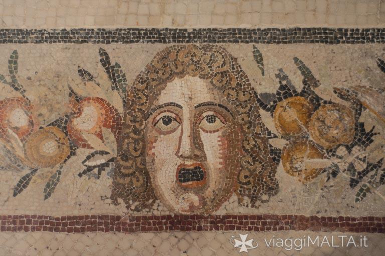 mosaici Domus Romana Mdina