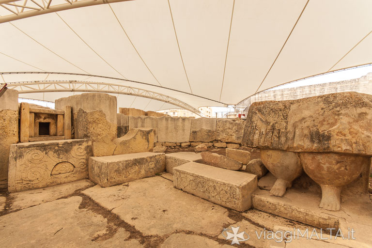 Templi preistorici di Tarxien