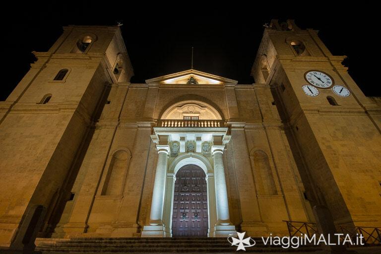Fronte Concattedrale San Giovanni Battista