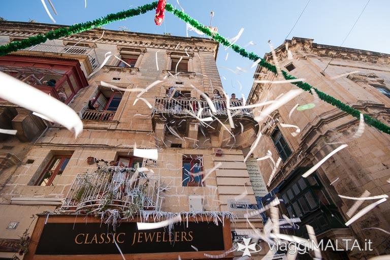 festa di San Paolo naufrago a Valletta