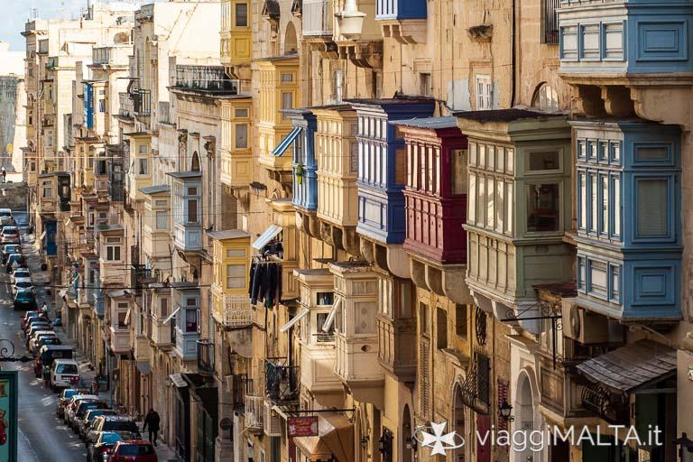 Repubblic Street a Valletta