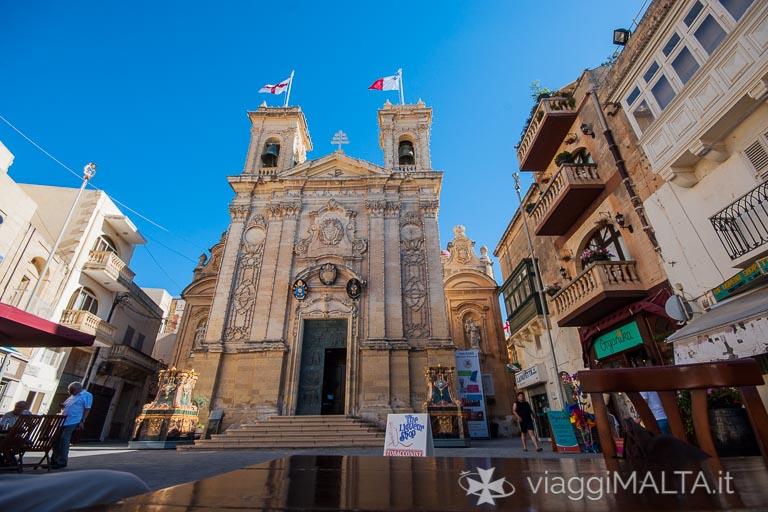 Basilica di San Giorgio a Victoria Gozo