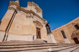 Cattedrale dell'Assunzione della Vergine a Victoria, Gozo