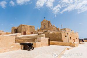 cittadella di Victoria a Gozo