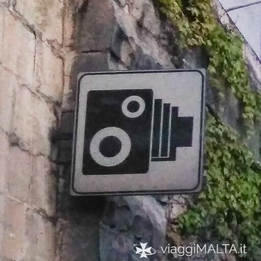 segnale autovelox Malta